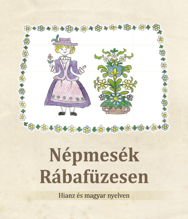 Bedi Beatrix: Népmesék Rábafüzesen